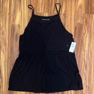American Eagle | Black Tank | Womens